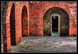 Squire's Castle 2  -  Inside by Jimbobedsel, Photography->Architecture gallery