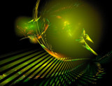 A Fleeting Glimpse by jswgpb, Abstract->Fractal gallery