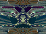 Bullseye Mania by Joanie, abstract->fractal gallery