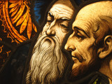 Wise Men by dougfp, Illustrations->Traditional gallery