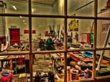 Through the workshop window by tanimara, Photography->Manipulation gallery