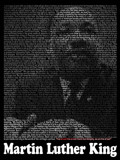 Martin Luther King - The Man Behind the Words (Black Version by nmsmith, contests->b/w challenge gallery