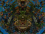 Playground Made By Kids by Joanie, abstract->fractal gallery