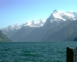 Lake & Mountain by brasiu69, photography->mountains gallery