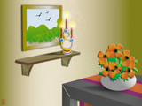 Still Life - Table & Shelf by Jhihmoac, Illustrations->Digital gallery