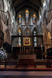Hexham Abbey altar by biffobear, photography->places of worship gallery