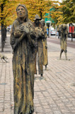 Famine Monument by brunoboy, photography->sculpture gallery