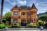 Gingerbread Mansion by gr8fulted, photography->architecture gallery