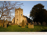 Church of the Holy Trinity, Ashford-in-the-Water by fogz, Photography->Places of worship gallery