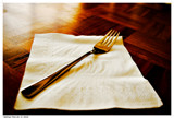 Lonely Fork by lovestoned, Photography->Still life gallery