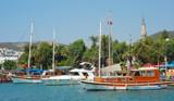 Nice day at the marina by Bursa, Photography->Boats gallery