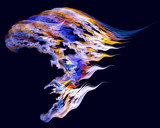 Dancing Waves by ls123, Abstract->Fractal gallery