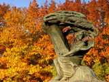 As leaves are falling... by ekowalska, photography->sculpture gallery
