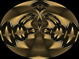 Black Gold by jswgpb, Abstract->Fractal gallery