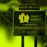 AU Road Signs - Exit 341 by Jhihmoac, illustrations->digital gallery