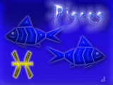Pisces by Jhihmoac, Illustrations->Digital gallery