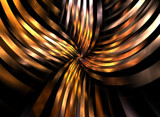 Ribbon Sunset by jswgpb, Abstract->Fractal gallery