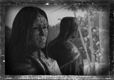 Daquerreotype Native Women (Chemainus) by Con_, contests->b/w challenge gallery