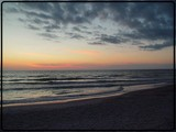Florida through my eyes #9--Lido Beach--Here comes the night by diaz3508, Photography->Sunset/Rise gallery