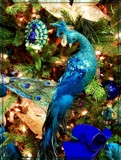 The Peacock Tree by trixxie17, holidays->christmas gallery