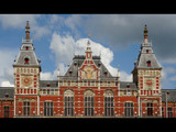 Amsterdam Central Station by Paul_Gerritsen, Photography->Architecture gallery