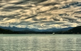 Lake Woerth With Clouds by boremachine, Photography->Water gallery