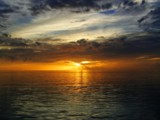 Sunset over the Bahamian Banks by kentjohnson, photography->sunset/rise gallery