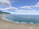 A Better Beach by eris007_2003, Computer->Landscape gallery