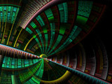 Subway by Hottrockin, Abstract->Fractal gallery