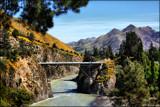 Waiau Ferry Bridge by LynEve, photography->landscape gallery