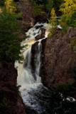 Brownstone Falls by Mitsubishiman, photography->waterfalls gallery