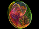 Gaseous Easter Egg by Hottrockin, Abstract->Fractal gallery