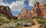Zion trail by Paul_Gerritsen, photography->landscape gallery