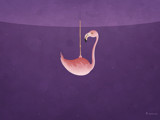 Flamingo by vladstudio, illustrations->digital gallery