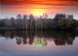 A quiet moment of reflection by rp64, Photography->Sunset/Rise gallery