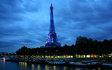 Eiffel Night by Rokh, Photography->City gallery