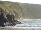Mwnt Beach Aug 2007 (1) by Raziel252, Photography->Landscape gallery