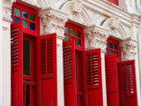 Singapore Shutters by charlescurtis, Photography->Architecture gallery