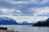 Atlin Lake And Beyound by bingwa, Photography->Mountains gallery