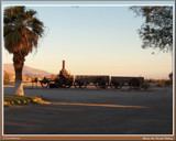 Train In Death Valley ... by PhotoKandi, Photography->Trains/Trams gallery