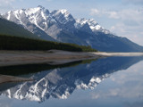 Spray Lakes Reflection 1.2 (Standard) by cristovao12, Photography->Mountains gallery