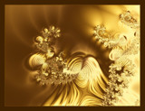 Liquid Gold by Beesknees, Abstract->Fractal gallery