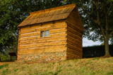 Monticello - Reconstructed Slave Quarters by luckyshot, photography->architecture gallery