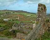 Cornwall - Tin Mines (A) by JONNO, photography->castles/ruins gallery