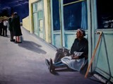 On The Street by mesmerized, illustrations->traditional gallery