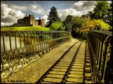 Ripley Castle Grounds by Dunstickin, photography->bridges gallery