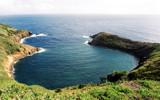 Ocean Calderas In Fayal (Widescreen) by cristovao12, Photography->Shorelines gallery