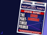 Artopolis Times - Part-Time Society by Jhihmoac, illustrations->digital gallery