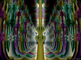 Forest Of Beauty by Joanie, abstract->fractal gallery