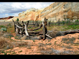 corral in the canyon by jeenie11, Photography->Landscape gallery